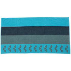 arena Beach Multistripes Towel, martinica/army